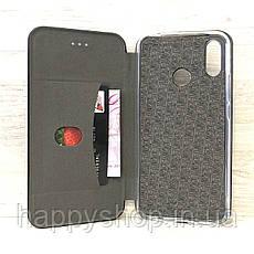 Чехол-книжка G-Case для Huawei P Smart Plus /Nova 3i (INE-LX1) Черный, фото 2