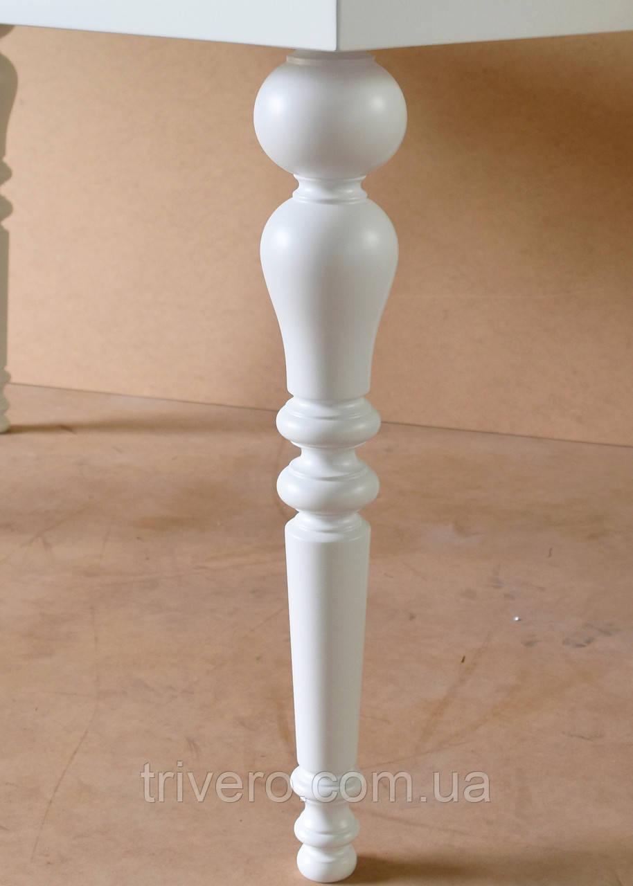 NM-47. Мебельные ножки и опоры деревянные для стола точеные
