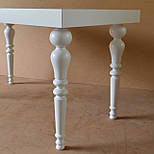 NM-47. Мебельные ножки и опоры деревянные для стола точеные, фото 2