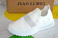 Кроссовки женские Jiao Li Mei 41