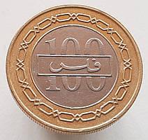 Бахрейн 100 филсов 2008