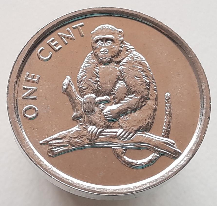 Острови Кука 1 цент 2003