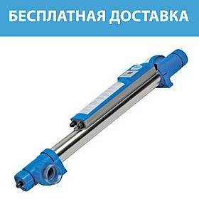 Ультрафіолетова установка Van Erp Blue Lagoon UV–C Timer 75000 / 75 Вт
