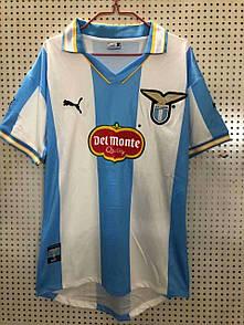 Ретро футбольная футболка Лацио