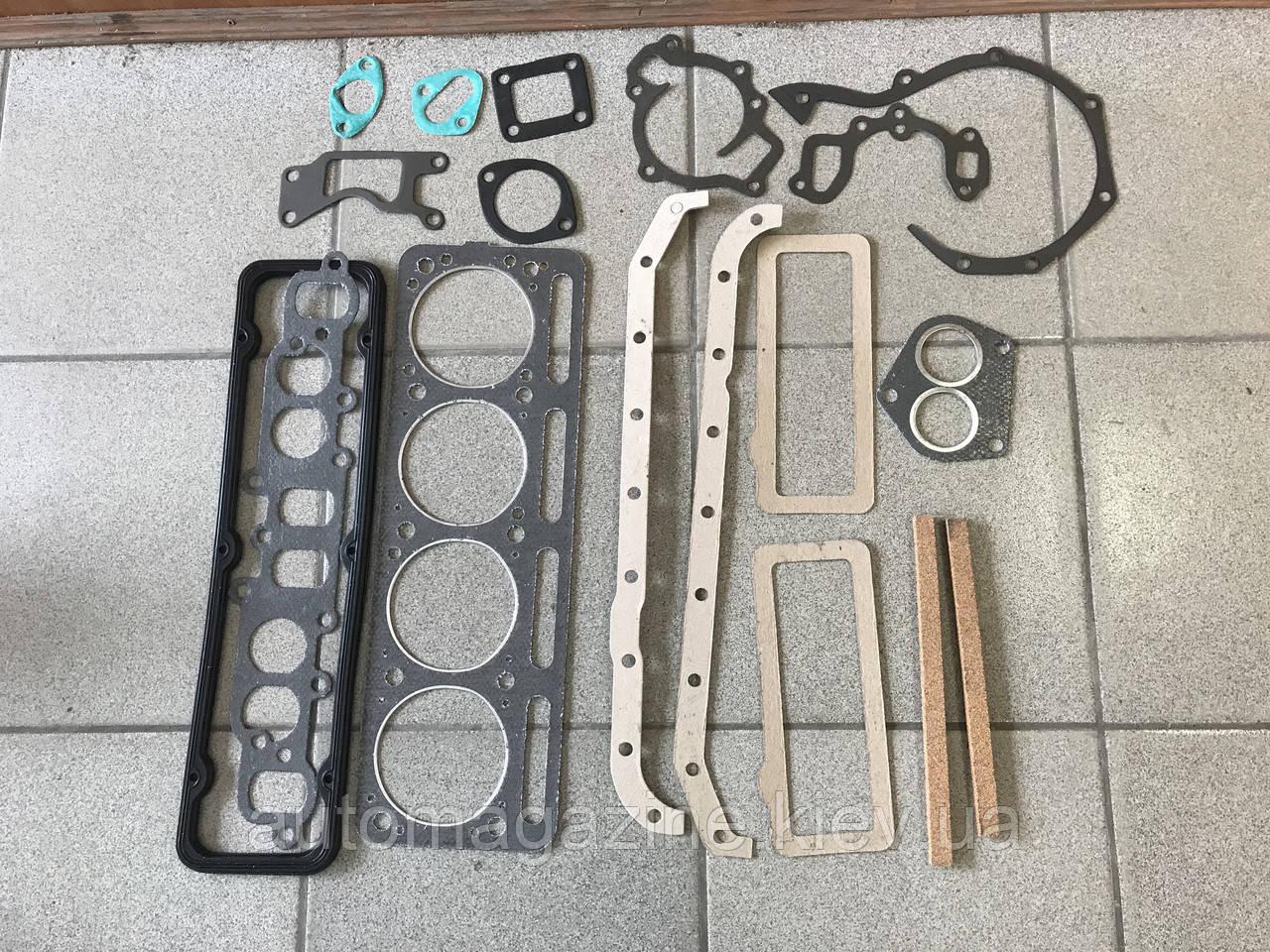 Прокладки двигателя Газель Бизнес, УАЗ (4216)