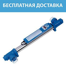 Ультрафиолетовая установка Van Erp Blue Lagoon UV–C Amalgam 150000 / 130 Вт