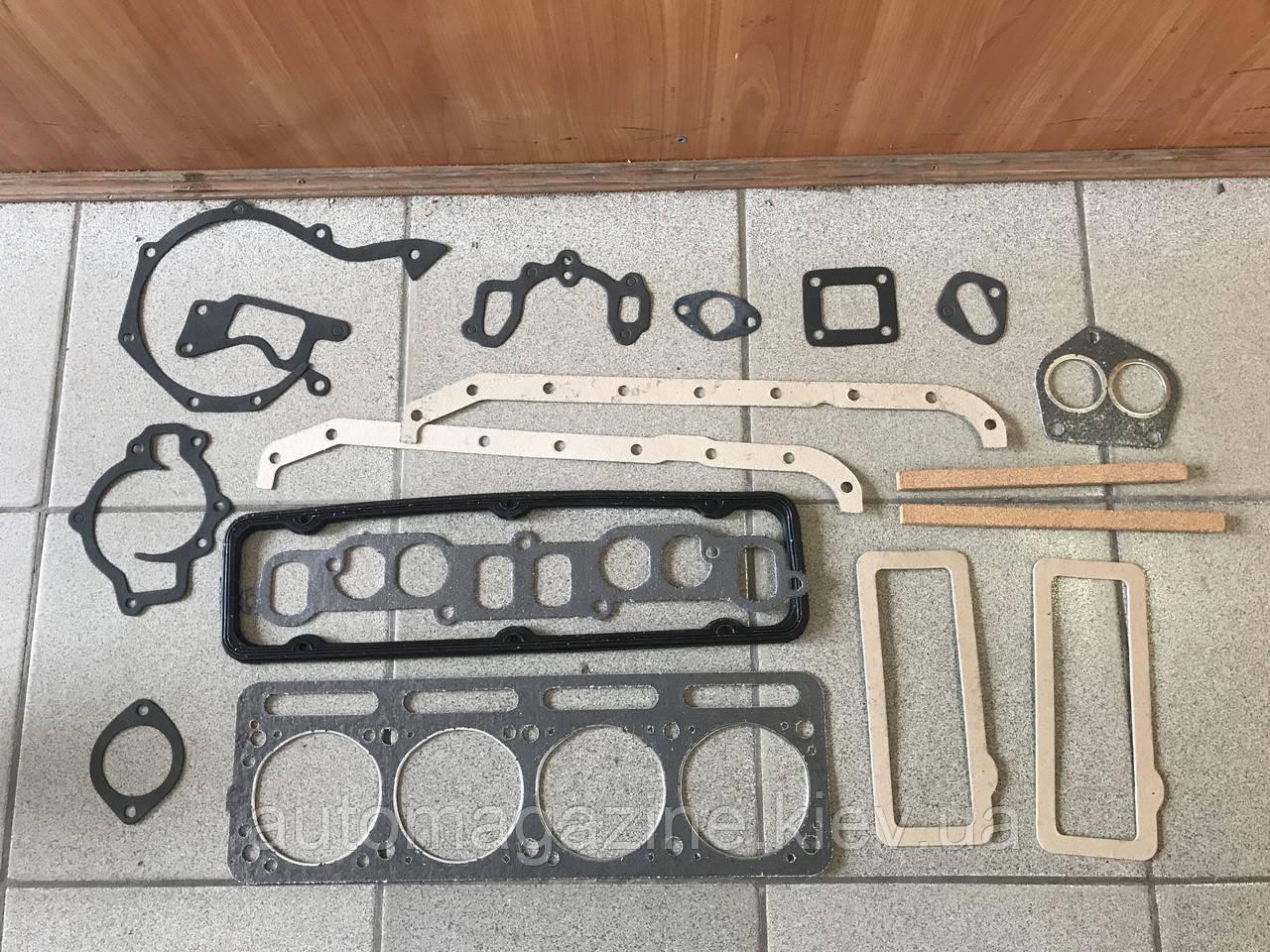 Прокладки двигуна Газель, УАЗ (4215)