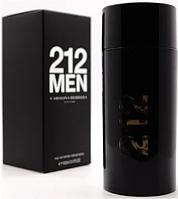 Мужская туалетная вода Carolina Herrera 212 Men (Black) (Каролина Эррера 212 Мен) 100 мл