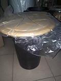 Биотуалет ведро туалет 15 литров, фото 2