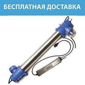 Ультрафіолетова установка Van Erp Blue Lagoon UV–C 40000 / 40 Вт