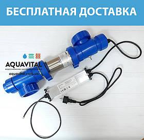 Ультрафіолетова установка Van Erp Blue Lagoon UV–C 15000 / 16 Вт