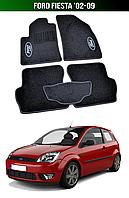 Коврики Ford Fiesta '02-09