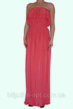 Платье Афина (коралл )