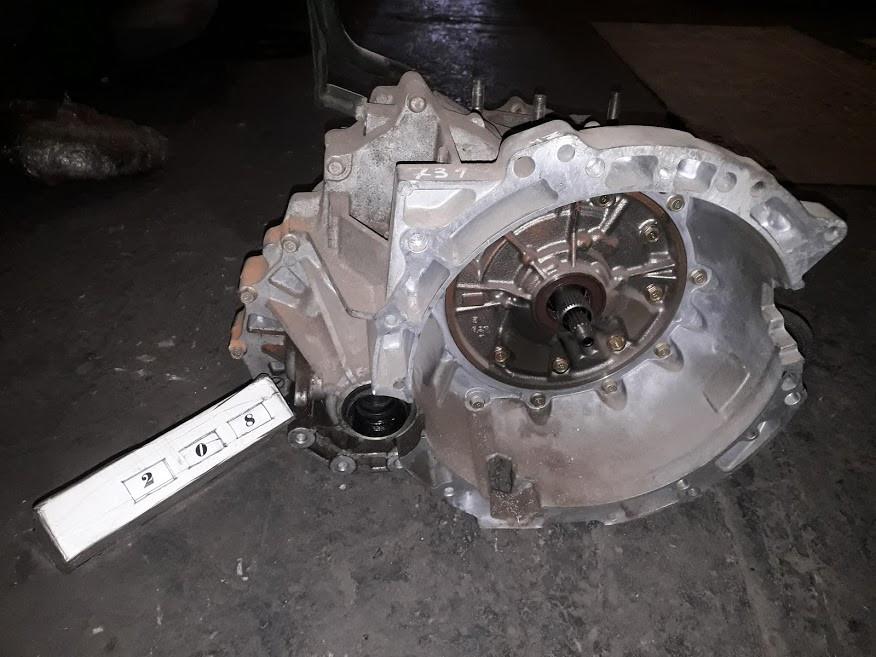 №208 Б/у АКПП 2,0 V16 SE для Mazda 3 BK  2003-2009
