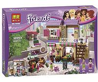 """Конструктор Bela Friends 10495 """"Овощной рынок в Хартлейке"""" (реплика LEGO Friends 41108), 389 дет"""