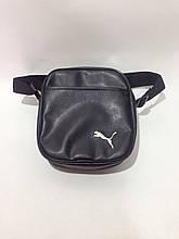 Чоловіча барсетка, сумка через плече 3 відділення