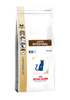 Корм Royal Canin Veterinary Diet Gastro Intestinal для котов с нарушенным пищеварением 2 кг