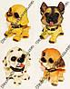 Статуэтки Собаки маленькие в ассортименте