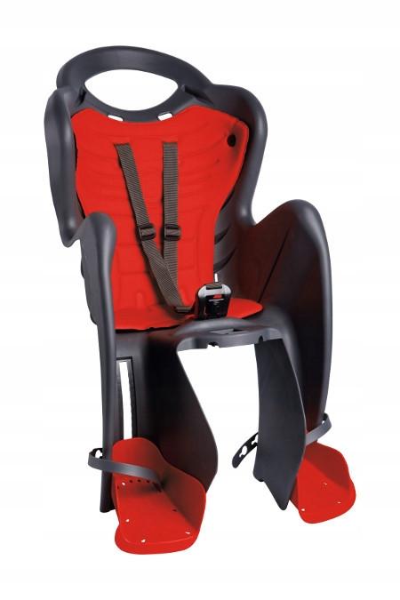 Велокрісло Bellelli Mr. Fox standard Dark Grey