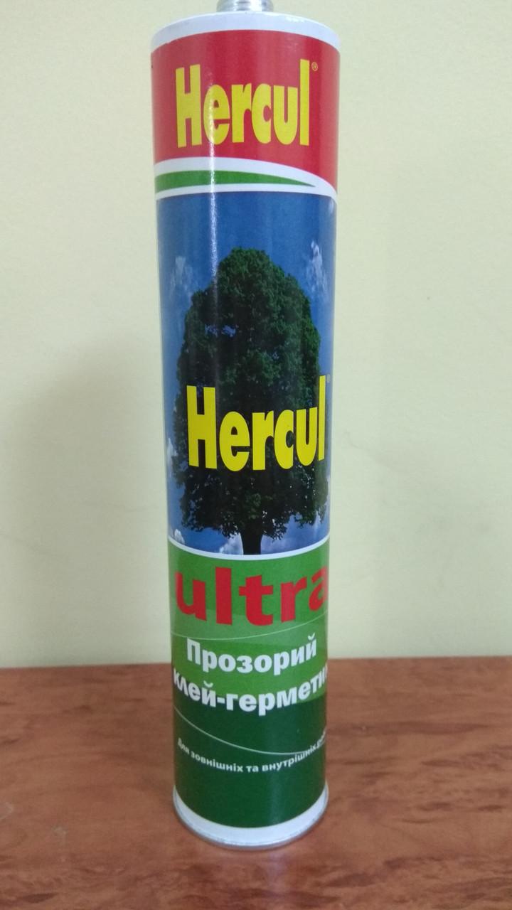 "Рідкі цвяхи Hercul ULTRA""поліуретанові, прозорі, 280мл"
