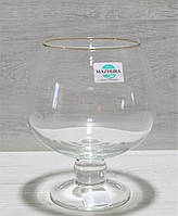 Ваза стеклянная коньячный бокал D = 150мм H = 180мм, фото 1