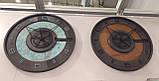 БЕТОННІ ГОДИННИК LORI mirror, 64 см, Agara, фото 7
