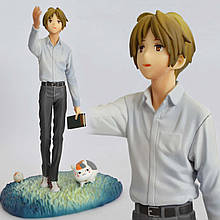 Аніме-фігурка Natsume Takashi & Nyanko-sensei