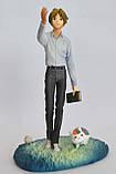 Аніме-фігурка Natsume Takashi & Nyanko-sensei, фото 2