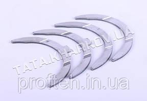 Вкладыши упорные комплект (4шт) ZN490BT  DongFeng 404