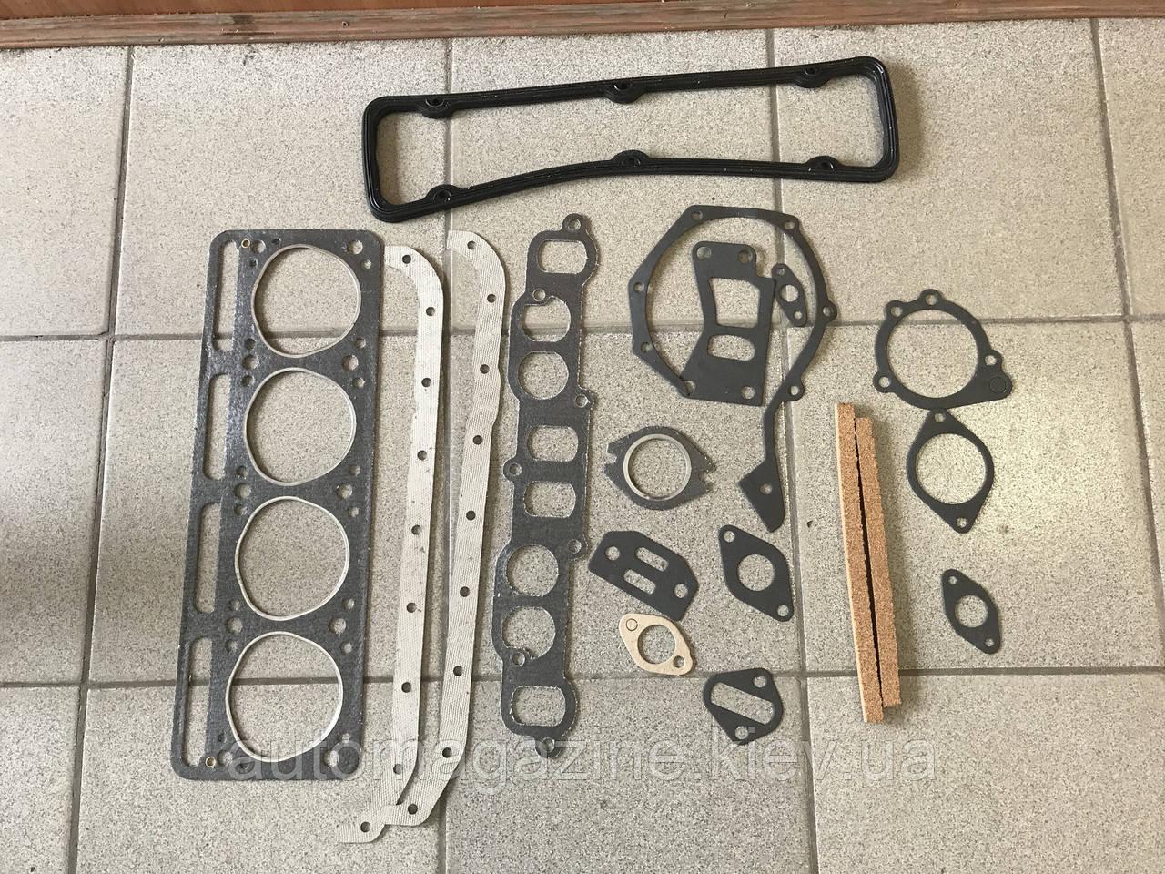Прокладки двигателя УАЗ, ГАЗ 21 (комплект)