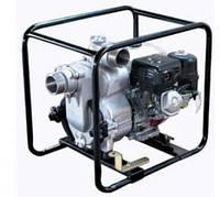 Мотопомпа Daishin SWT-80HX для грязной воды