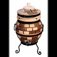"""Тандыр печь дизайн """"Кирпич"""" №1 45 литров, фото 1"""