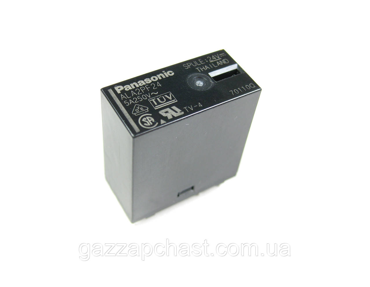 Реле ALA2PF24 для ремонта электронных плат газовых котлов, Panasonic, 24В