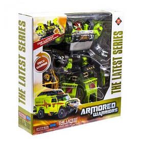 """Трансформер """"Armored Warriors: Внедорожник""""  scs"""