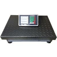 Платформенные весы Олимп TCS-D-16 (600 кг).  800х600 мм.