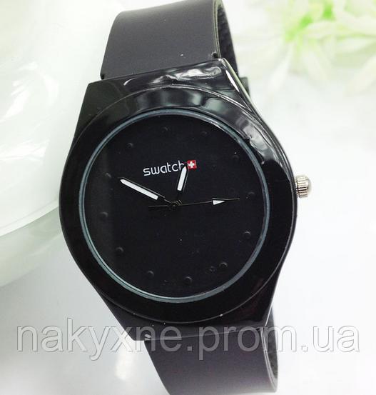 Купить от 249 грн. Наручные часы Swatch черные в Киеве   цены и ... ddd08e100c0