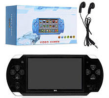 Портативная консоль PSP X6 3000 (8Gb) (Черный)