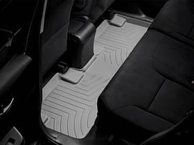Килимок гумовий WeatherTech Honda CR-V 2012-2017 задній сірий
