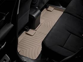 Килимок гумовий WeatherTech Honda CR-V 2012-2017 задній бежевий
