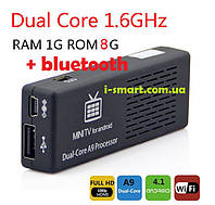 MK808B Android Smart TV Box MK808+ Built-in Bluetooth + прошивка