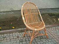 Кресло из екологической  лозы