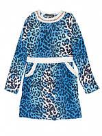 Платье для девочки леопардовый принт Marions (размер 158)