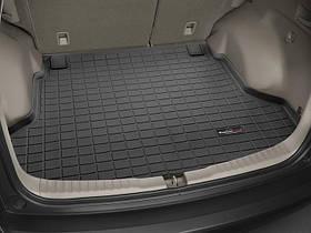 Килимок гумовий WeatherTech Honda CR-V 2012-2017 в багажник чорний