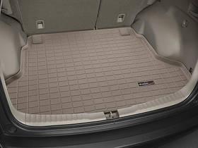 Килимок гумовий WeatherTech Honda CR-V 2012-2017 в багажник бежевий
