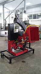 Дереводробильная машина РМ160ТК (навесная на трактор, угловая)