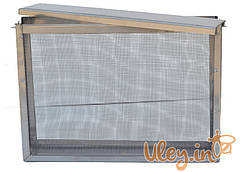 Изолятор сетчатый оцинкованный на улей типа «Дадан» на 2 рамки