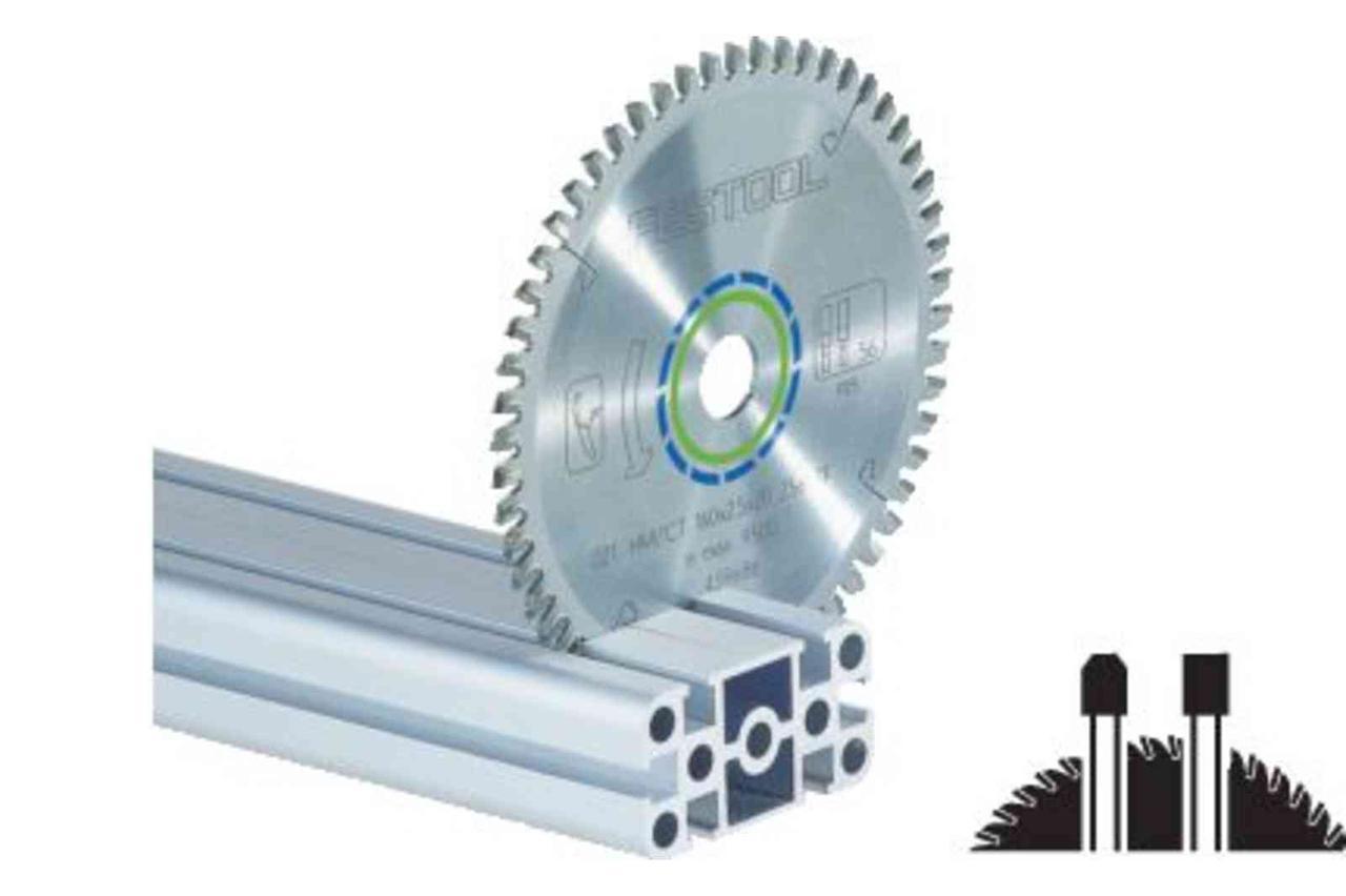 Пильный диск специальный 210x2,4x30 TF72