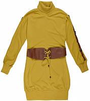 Платье для девочки горохового цвета Marions (размер 158)