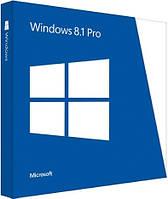 Microsoft Windows 8.1 Pro 32-bit/64-bit Ukrainian DVD BOX (FQC-07359) поврежденная упаковка