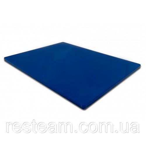 480434 Доска разделочная FoREST синяя (30x40x1см)